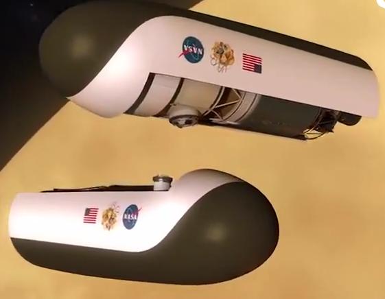 """NASA计划在金星60公里高空打造""""气艇云城"""""""
