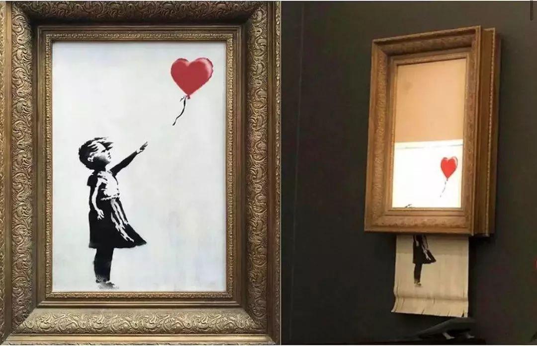 """让百万名画拍卖现场""""自杀"""",论酷我只服这位艺术家!"""