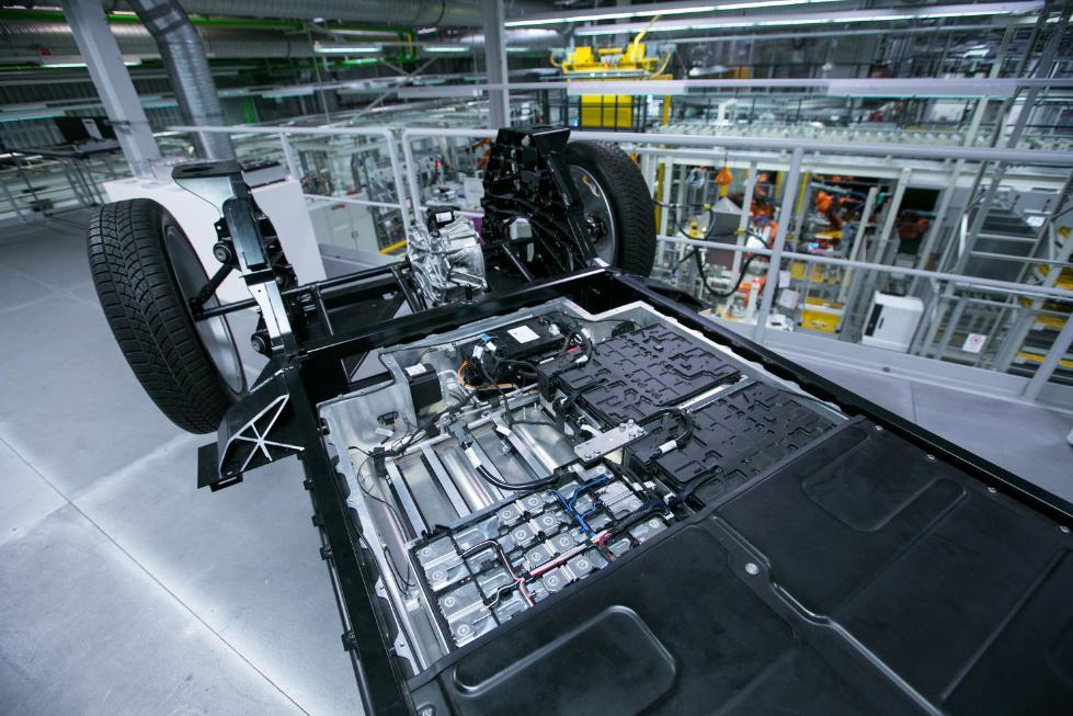 电动车是否环保再遭质疑 这次美媒指向电池生产