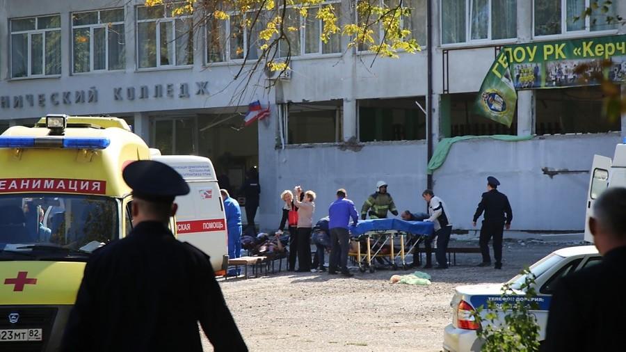 俄将校园袭击重新归类为谋杀 原因:死者死于枪伤而非爆炸