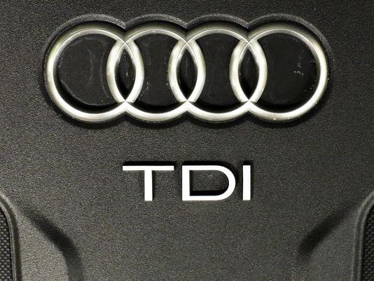 奥迪因柴油排放违规 被德国检方罚款8亿欧元