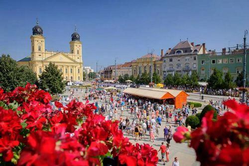 """德布勒森发展迅速或成匈牙利""""第二首都"""""""