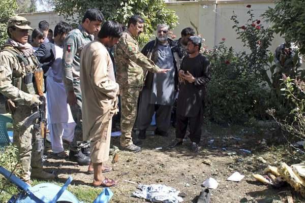 阿富汗将举行国会选举 一名候选人遭炸弹袭击死亡