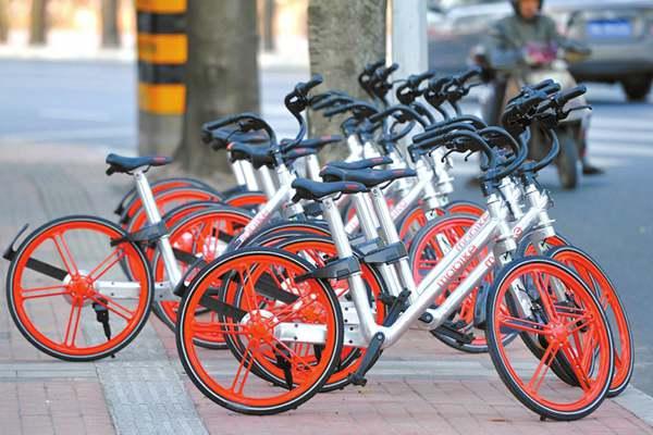 法媒:乱放共享单车?中国用信用积分惩戒