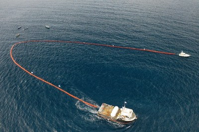 SodaStream打造大型海洋设备 收集大海塑料废物