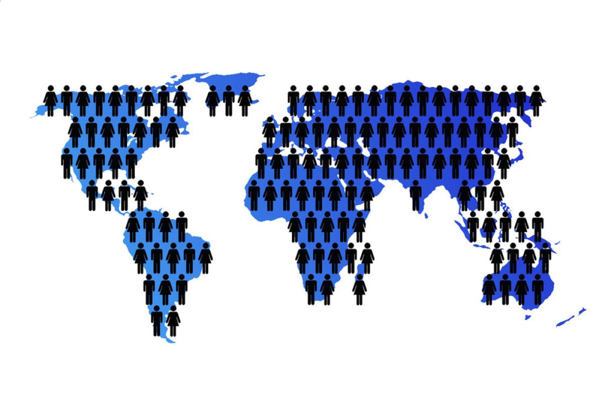 联合国报告:到2050年全球人口将增长22亿