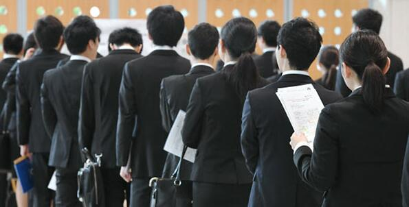 人才争夺战愈发激烈,日本半数企业没招满人