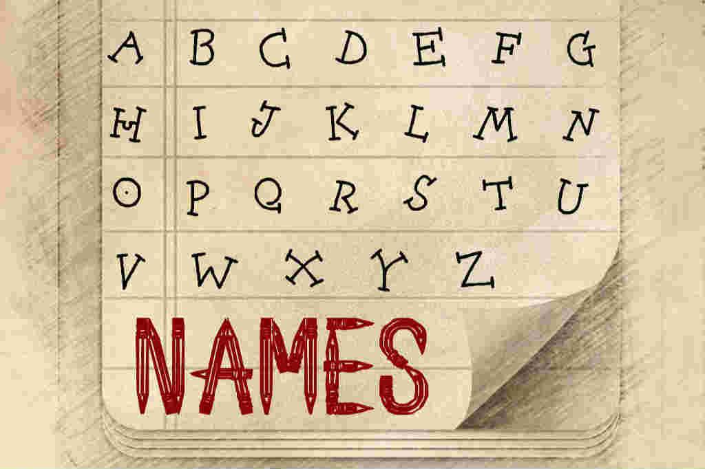 """还在为英文名苦恼?这些名字都已经""""灭绝""""了"""