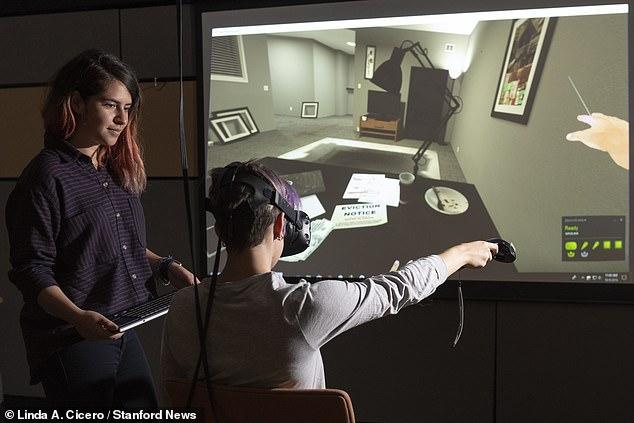 研究:VR使人变得更好 有助于增强同理心