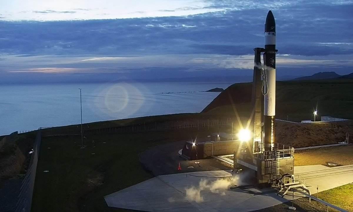 美国航天公司Rocket Lab将在弗吉尼亚建发射场