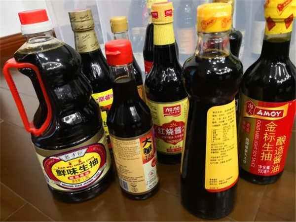 29款酱油检出题目 海天李锦记上黑榜