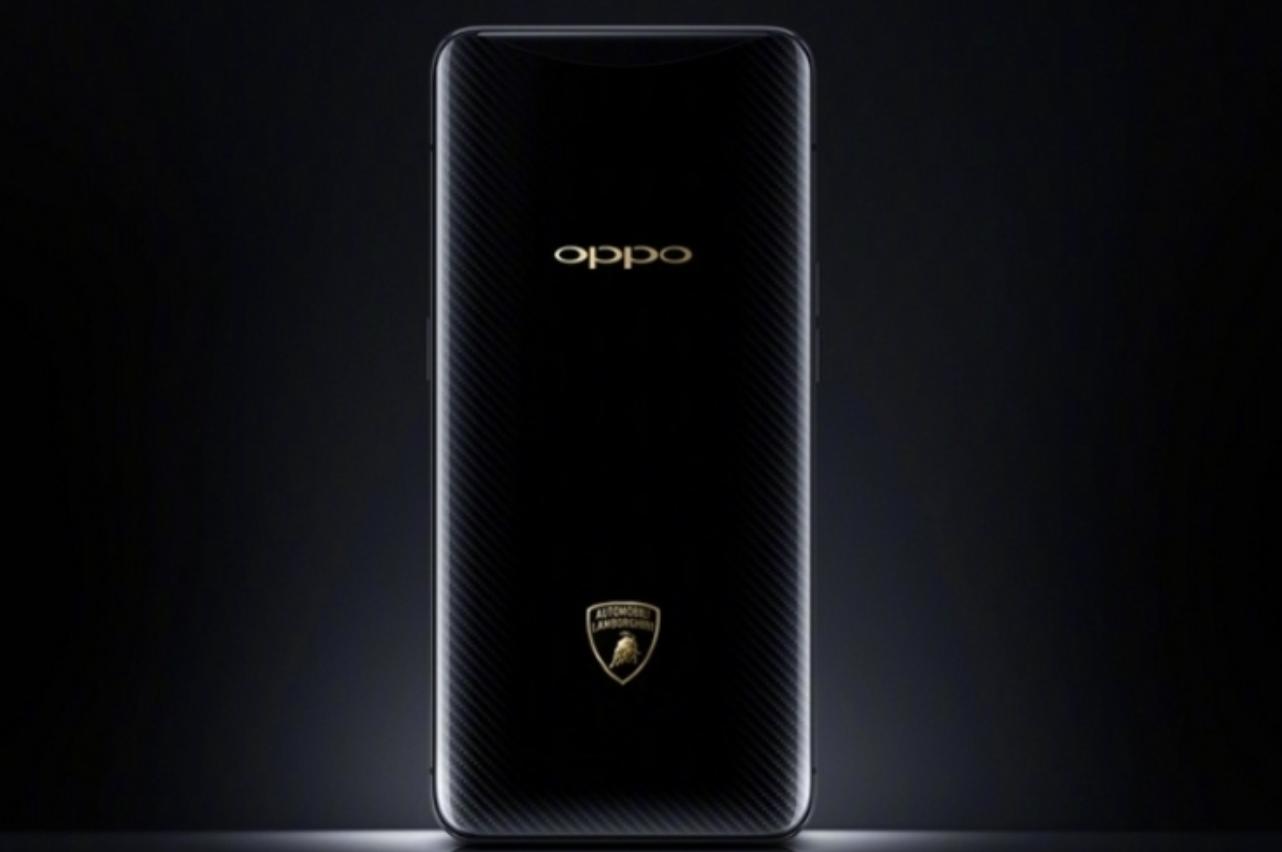 Oppo Find X和兰博基尼版即将在英国上市