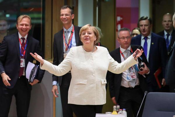 欧盟峰会在布鲁塞尔召开 多国领导出席