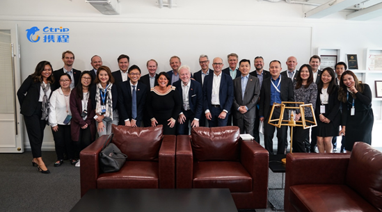 携程集团与挪威达成战略合作 助推挪威旅游新发展