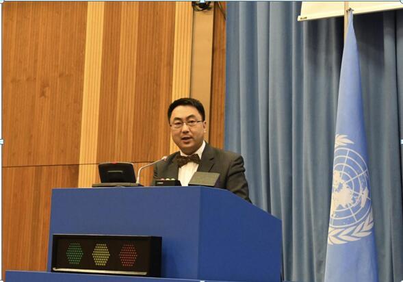王群大使代表亚太国家呼吁加强合作 共同打击跨国有组织犯罪