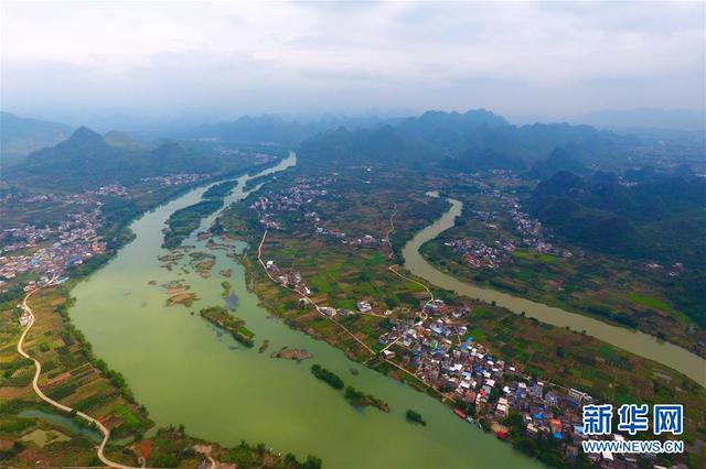 保护美丽生态 振兴家乡经济