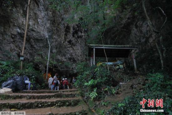 泰洞穴救援将被拍成电影 足球队将获150万美元报酬