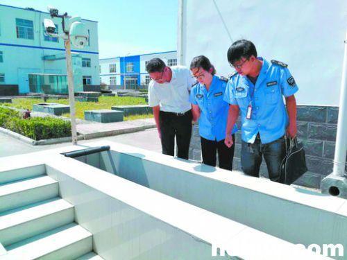 张震:冲在监察一线的环保排头兵
