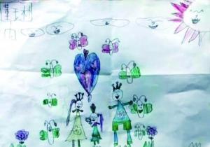 7岁小女孩捐骨髓救母亲:有点疼,但我忍住了