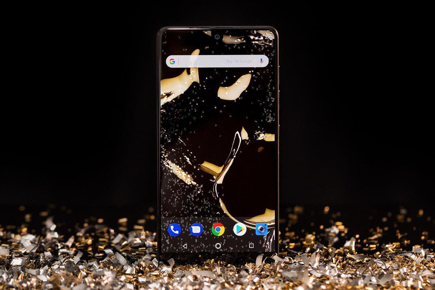 """""""安卓之父""""的创企裁员约30% 传正打造AI手机"""