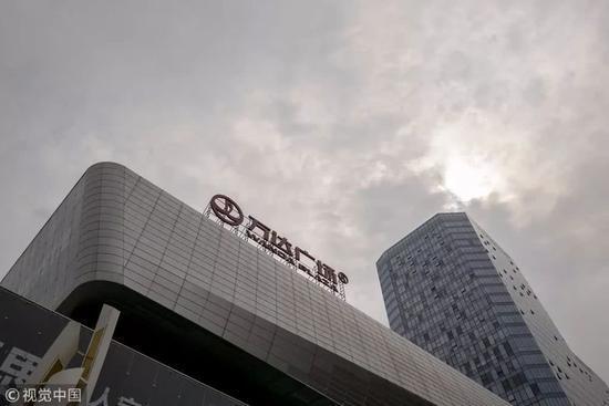 融创接盘万达城:孙宏斌能逃脱3840亿项目被切割命运?