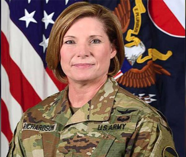 """美军最大司令部将迎来首位女司令,再次打破制度""""天花板"""""""