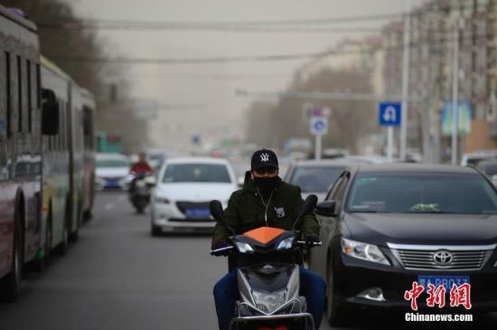 9月全国空气质量榜发布 唐山淄博等地空气质量较差