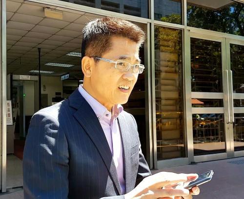 缠讼12年 台湾台东县长黄健庭受贿获刑5个月