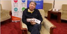 环球网时尚频道专访著名编剧导演郑晓龙