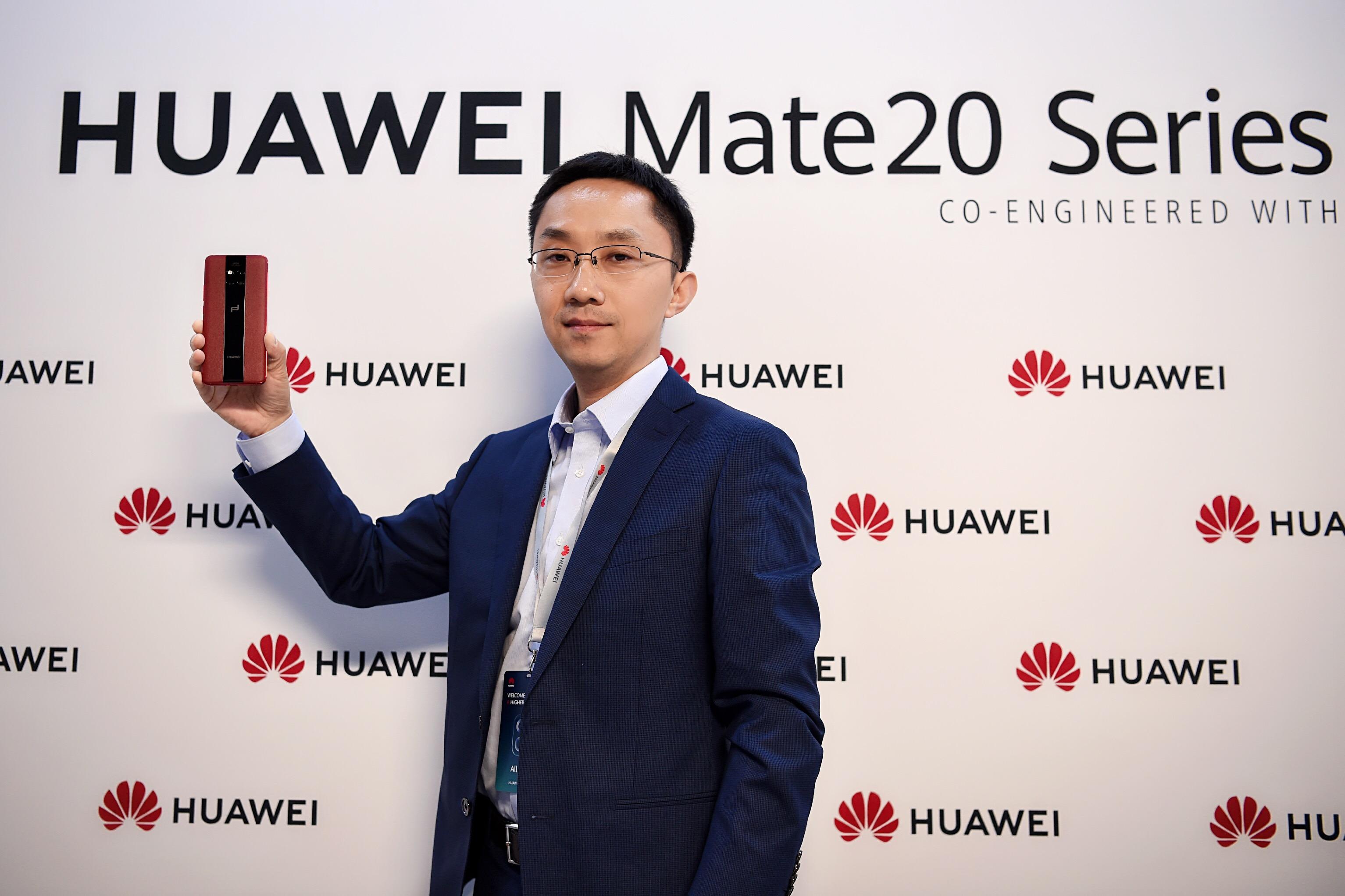 华为李小龙:30个月,1亿美金,成就Mate20系列