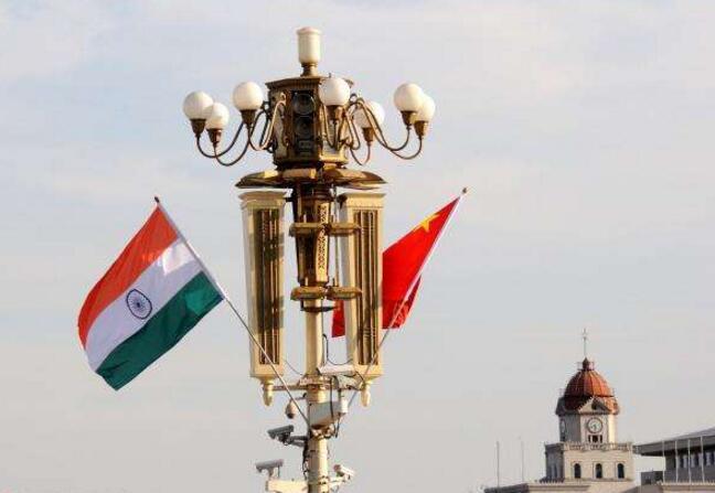 中印边境情况正常化 印度组织外国军官访问印中边境