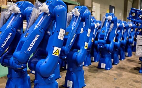 2021年全球工业机器人销量有望年均增长14%