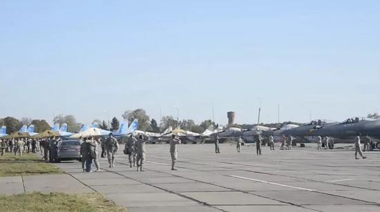 乌克兰和北约军演已逼到家门口 俄军应如何反制