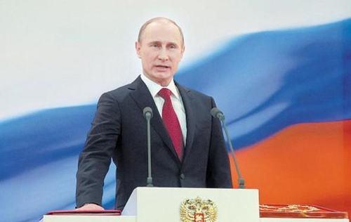 普京:俄中两国互信已达到前所未有高度