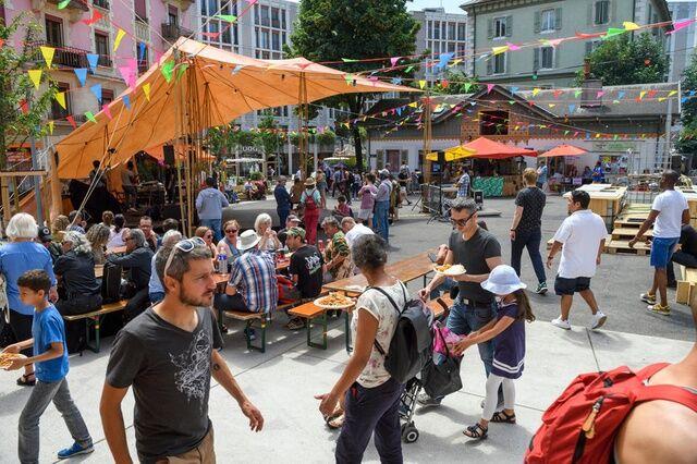 近4成瑞士居民有移民背景 中青年占比较大