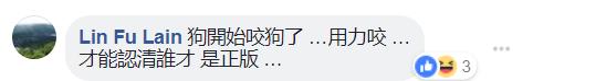 """""""台独""""团体怼民进党活动是""""山寨"""" 台网友笑了:狗咬狗"""
