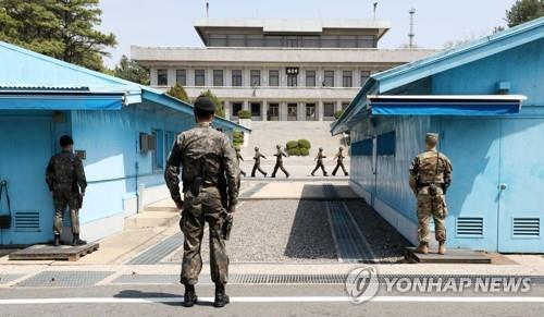 朝韩完成扫雷工作 下周将解除共同警备区武装