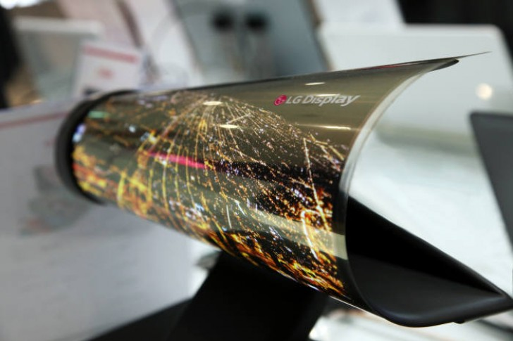 联想被曝将推出可折叠平板电脑 LG生产显示屏
