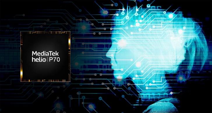 联发科将推出更先进AI处理器Helio P70