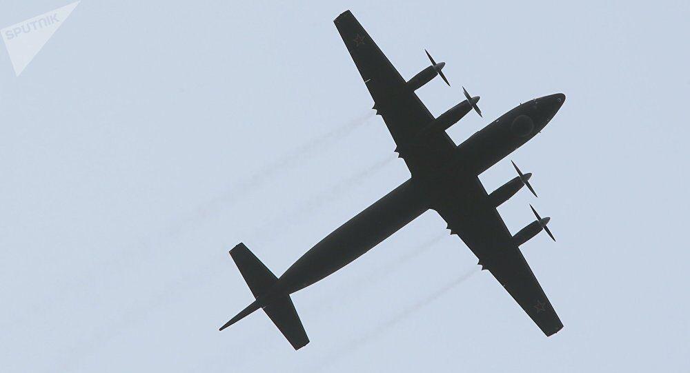 俄媒:日本战机升空伴飞两架靠近日边境俄空军飞机