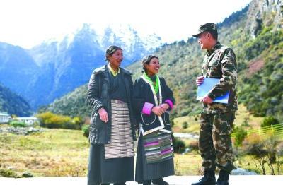 守望国土 建设家园——西藏玉麦乡干部群众牢记总书记嘱托