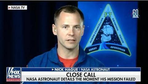 真相来了 俄飞船发射失败宇航员亲述逃生全过程