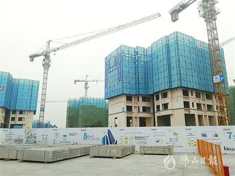 2020年末 佛山装配式新建建筑拟占比两成以上