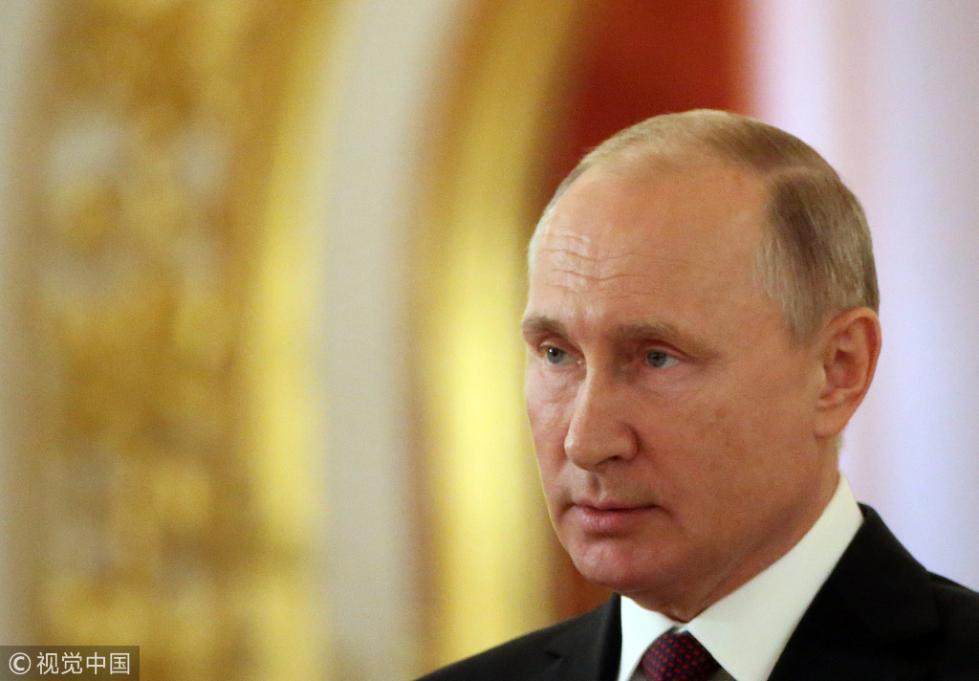 普京:俄罗斯若遭导弹袭击,将启用核武器进行报复
