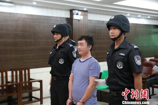 """贩卖冰毒近60斤!""""贩毒家庭""""主犯在三亚被执行死刑"""