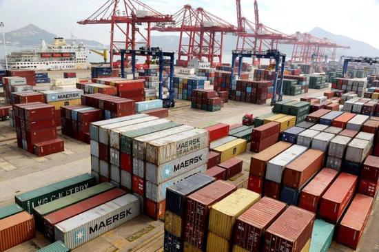 中美贸易摩擦对中国企业影响如何?商务部回应