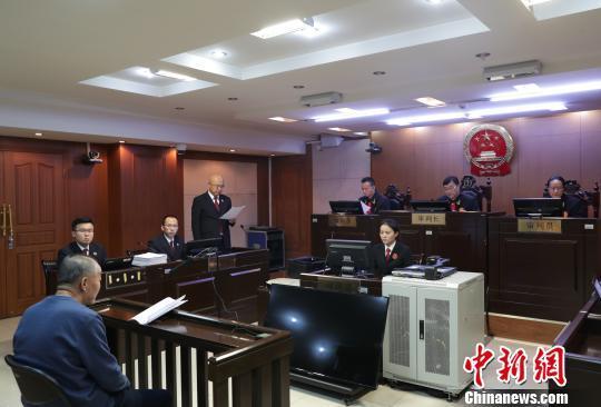 宁夏交通运输厅原副巡视员张兴国受贿案开庭审理