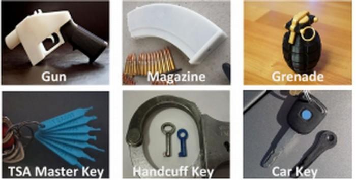 科学家发明PrinTracker:可用于追溯3D打印枪支