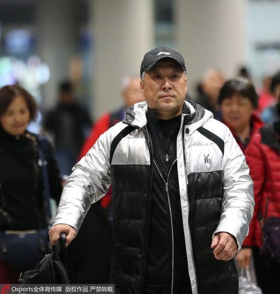 传李永波赴大马执教 本人回应:不会执教国外球队