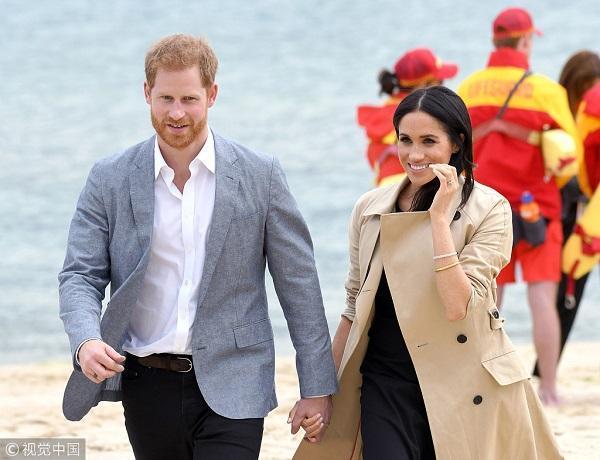 哈里王子与梅根牵手只为撒狗粮?专家:没这么简单